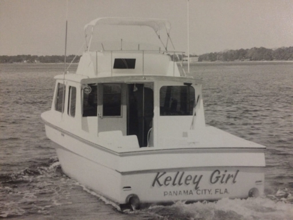 Buddy Kelley Boating History