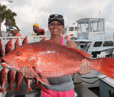 Panama City Fishing Information